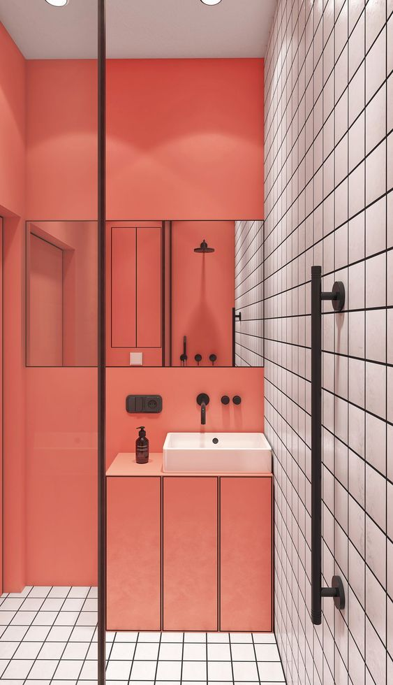 color pantone 2019 living coral
