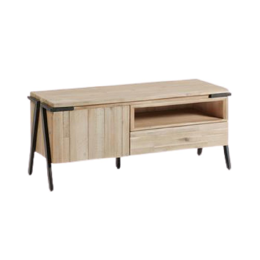 Mueble TV Thinh de acacia